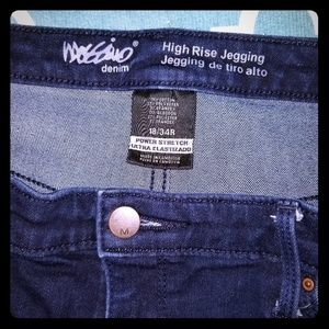 Mossimo Supply Co. Jeans - Hig rise Jeggings